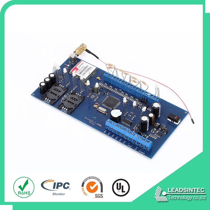 security gsm alarm system control board pcb printed circuit boardsecurity gsm alarm system control board pcb printed circuit board