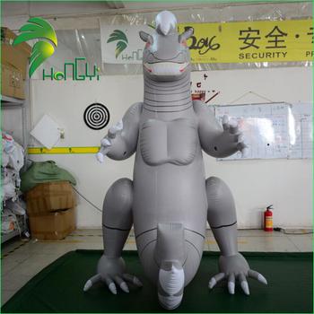 Custom Inflatable Animated Cartoon Toys Inflatable Dragon Sex Inflatable Grey Sexy Dragon