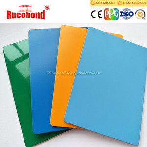 Factory Cheap Alucobond Prices / ACM / ACP / Aluminium Composite Panel
