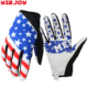 Full Finger custom motorcycle gloves durable moto motocross motorbike racing riding gloves usa