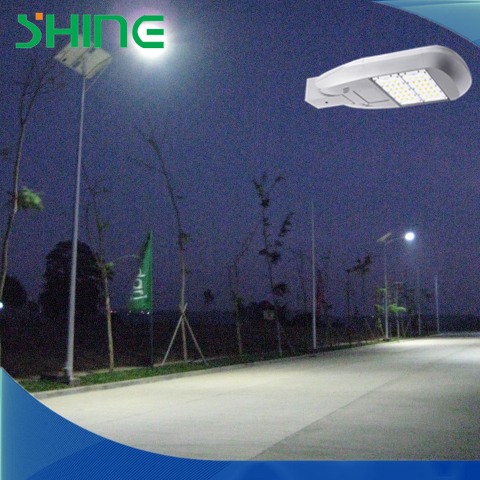 Government project standards IP67 waterproof DC street park solar light