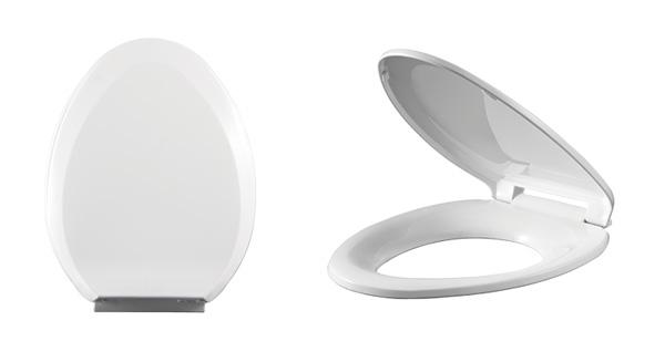 Wegwerp papieren toilet seat cover met pp materiaal toilet seat cover