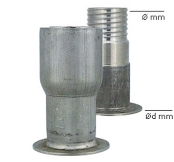 2109 hot sale good prices  precision spare parts/cnc machine part From DLM OEM
