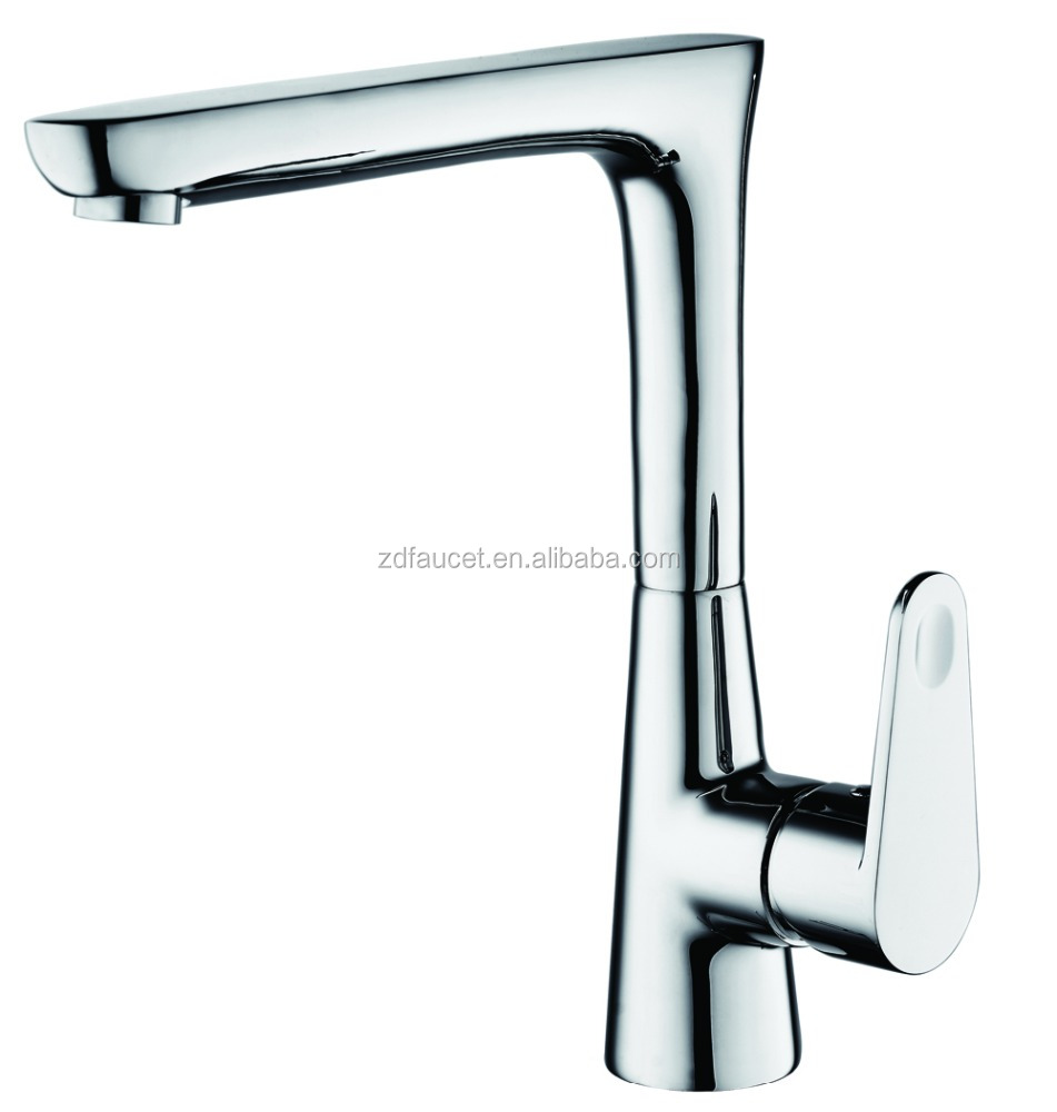 912-04 single handle 35mm kitchen mixer tap