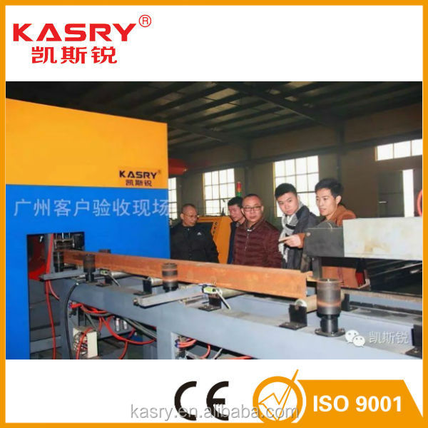New product cnc plasma cutting beamline production machine for profile steel