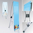 widely used x banner stand