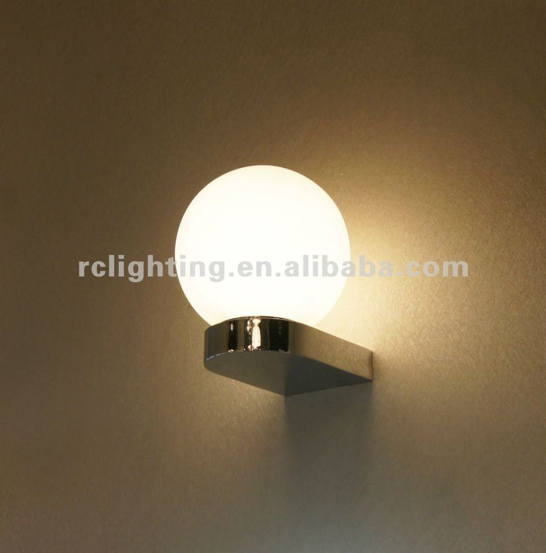 Ip44 ba o aplique de pared de la pared light lampara pared - Lamparas de bano ...