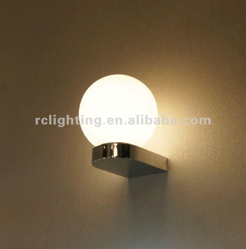 Ip44 ba o aplique de pared de la pared light lampara pared - Aplique pared bano ...