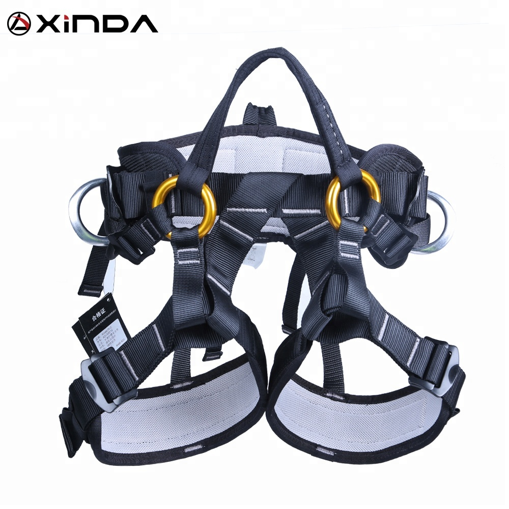 Xinda High Strength Tree Climbing Half Body Arborist Harness - Buy Arborist  Harness,Arborist Half Body Harness,Tree Climbing Arborist Harness Product