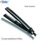 Costom top quality 1 inch plate hair straihtener tourmaline titanium technology custom flat irons with private label