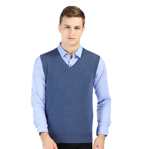 Mens 100% Pure Cashmere Regular Fit Pullover Casual Value Sweater Vest