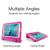 EVA foam ultra thin shockproof kids case cover for iPad 9.7 inch 2017 tablet