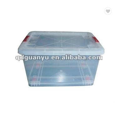 Plast Team Basic Contenitore con coperchio 130 l