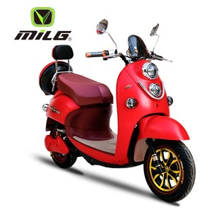 800W power Brushless motor long distance climbing electric scooter
