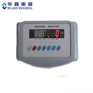 Plastic Scale digital weighing indicator LP7516
