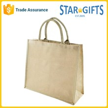 Bag Factory Custom Best Quality Premium 10oz Cotton Jute Bag For Promotion