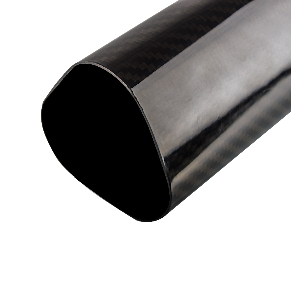 Triangle <strong>carbon</strong> fiber tube