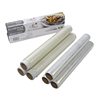 best transparent pvc cling film for fresh vegetable and fruit Low price pvc food wrap film