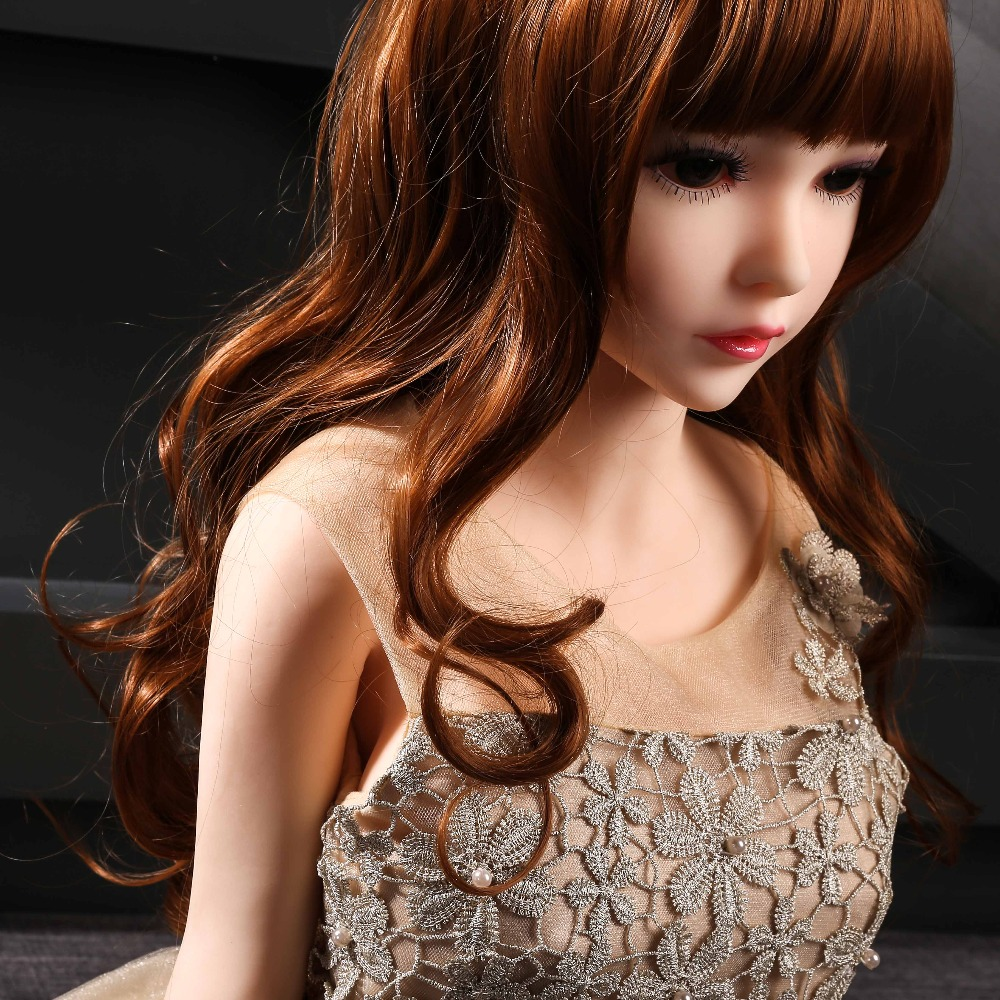 Hot selling chinese Little Young girl sex doll Mini sexy doll for man