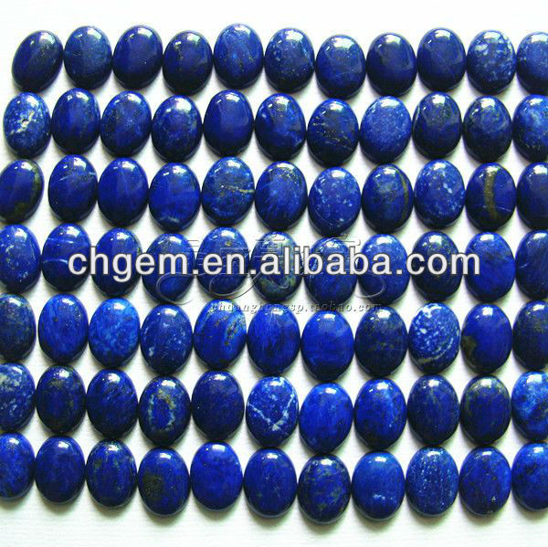 wholesale oval lapis lazuli beads for jewelry accessories