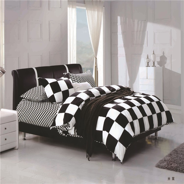 Wholesale Black And White Zebra Bedding Set King Queen