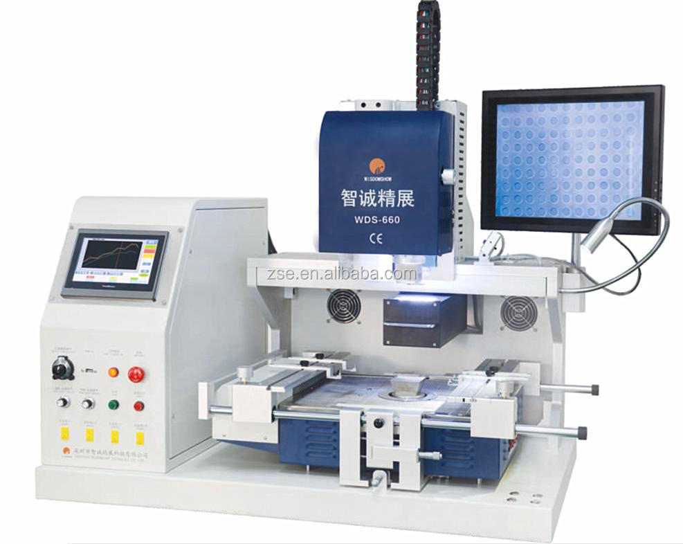 IR Infared BGA Reballing soldering machines smd bga placement bga rework stations pcb repair