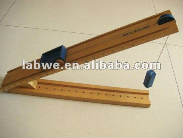 Inclined Plane,Inclined Plane & Trolley of educational apparatus