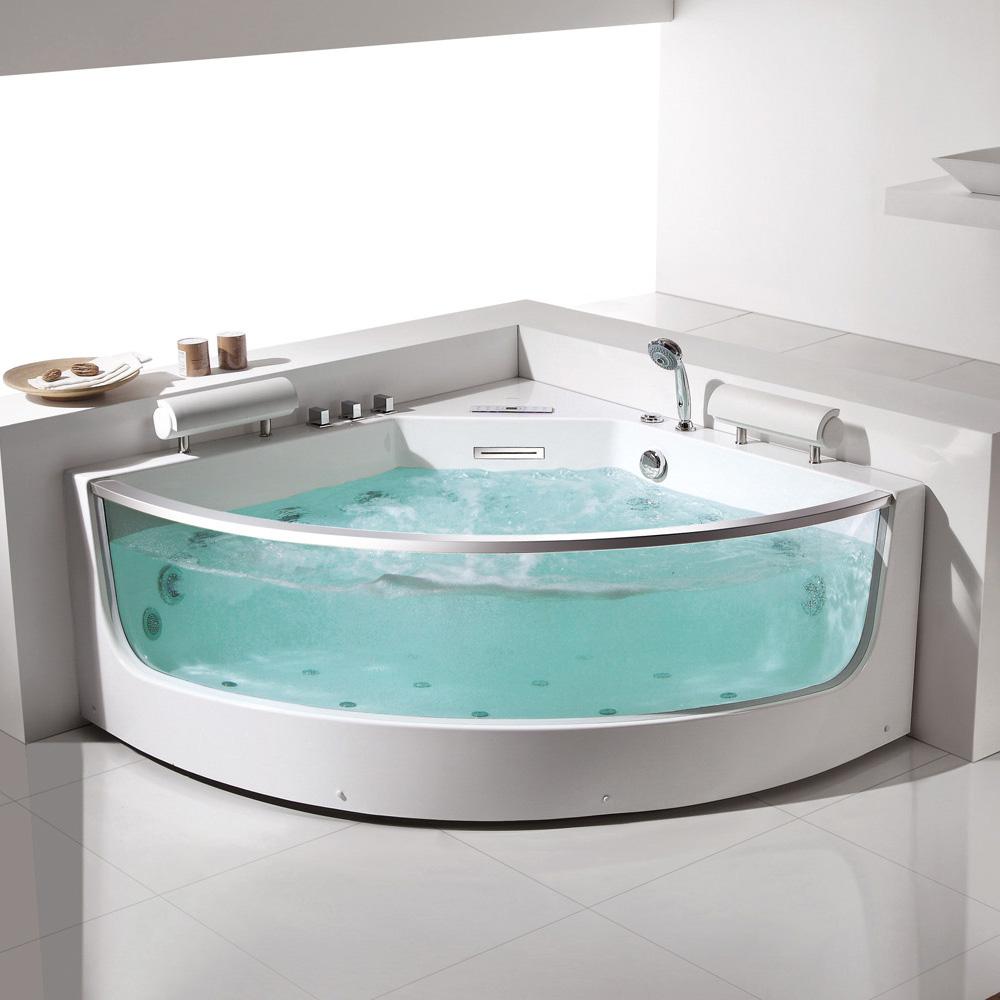 Acrylic Transparent Bathtub, Acrylic Transparent Bathtub Suppliers ...
