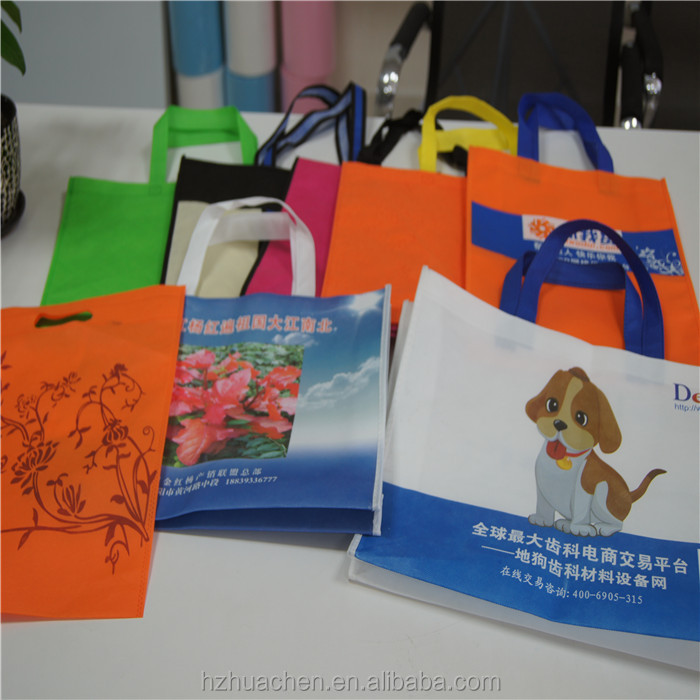 Customized Quality PP Nonwoven Fabric for Europe Tote Shopping Bags