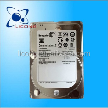 ST9500620NS hard disk 500GB 6G 7.2K 64MB SATA 2.5 Internal HDD Server Hard Drive with price