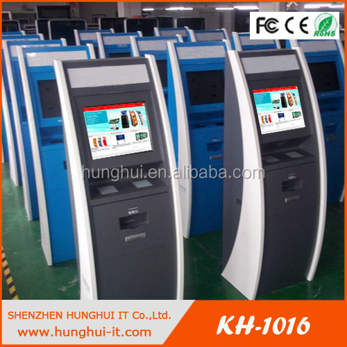 Self-service A4 Laser Printer Kiosk / Copy Vending Machine