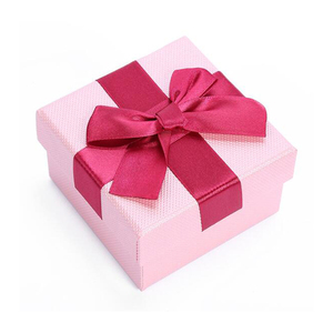 wholesale Price High quality Satin Material Gift Wrap ribbon bow
