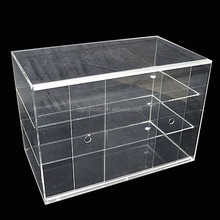 Large Cake Bakery 5mm Acrylic Display Cabinet