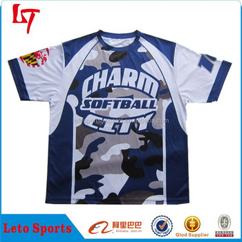Dye Sublimation Printing Softball Uniforms Builder High