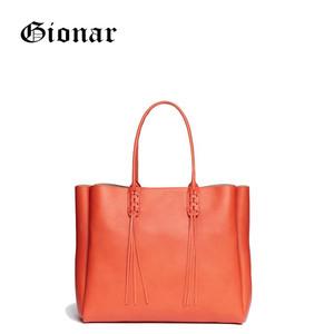 Orange Handbag a5de30441f6a6