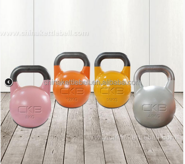 Top Pro Grade Concurrence Kettlebell Pour Vente