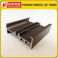 Aluminium Sliding Doors Glass Channel