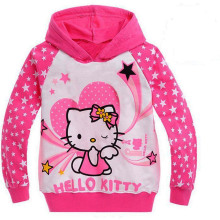 New 2016 Cartoon Children hoodies kids T-shirt boys girls outerwear baby spring autumn Long sleeve sweatshirts