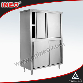 Stainless Steel Metal Kitchen Cabinets For Sale(ineo Is Professional On Commercial Kitchen ...