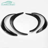 JDMotorsport88 Wheel Eyebrow Fender Flare Car Wheel Trims Replacement For Japanese Car