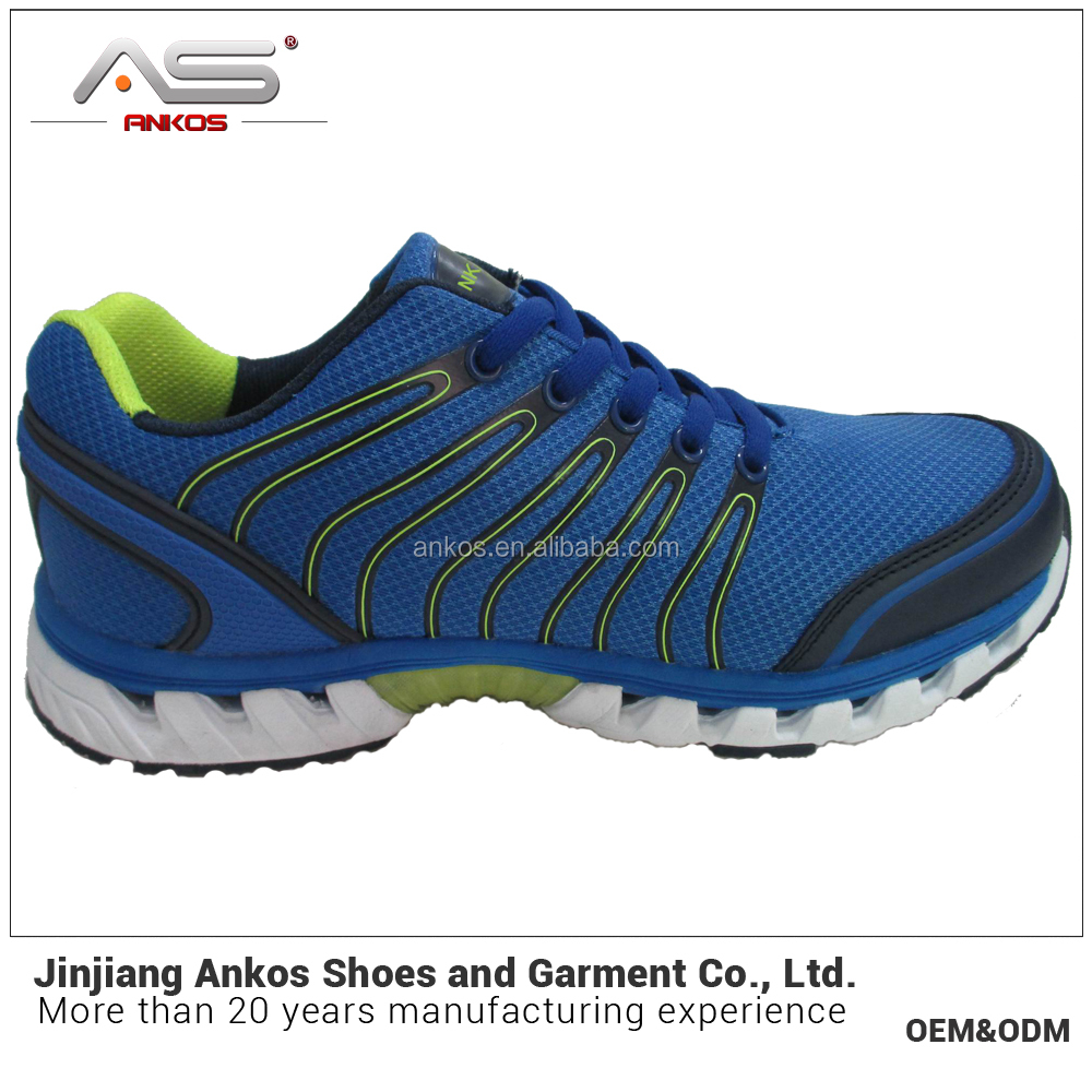 2018 Latest Model Brand Name Action Running Shoes Men Sports Shoe