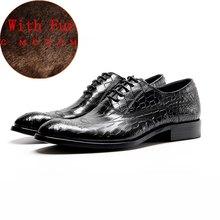 Мужская деловая обувь из натуральной кожи; Модельные туфли-оксфорды для мужчин; Свадебная деловая обувь для офиса; Мужская обувь на шнуровк...(Китай)