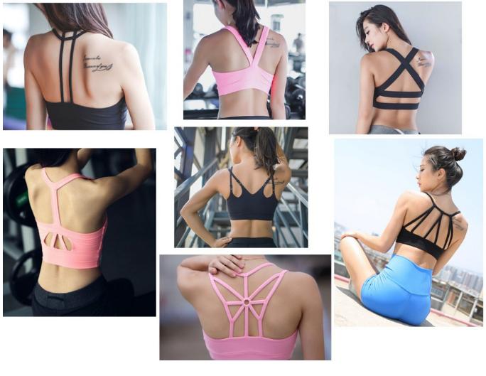 New arrival yoga wear fitness camo design long sleeves top winter sport wear women top 15