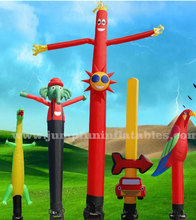 Various air dancer advertising inflatable with CE blower,cheap sky dancer balloon china factory price