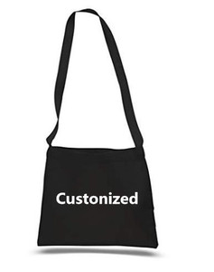 a328c49614c5 Cross Body Canvas Totes Small Messenger Tote Bags Long Shoulder Straps