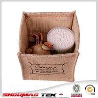 Hotselling home cloth storage bin