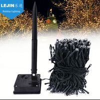 high quality wuxi supply outdoor solar led christmas light