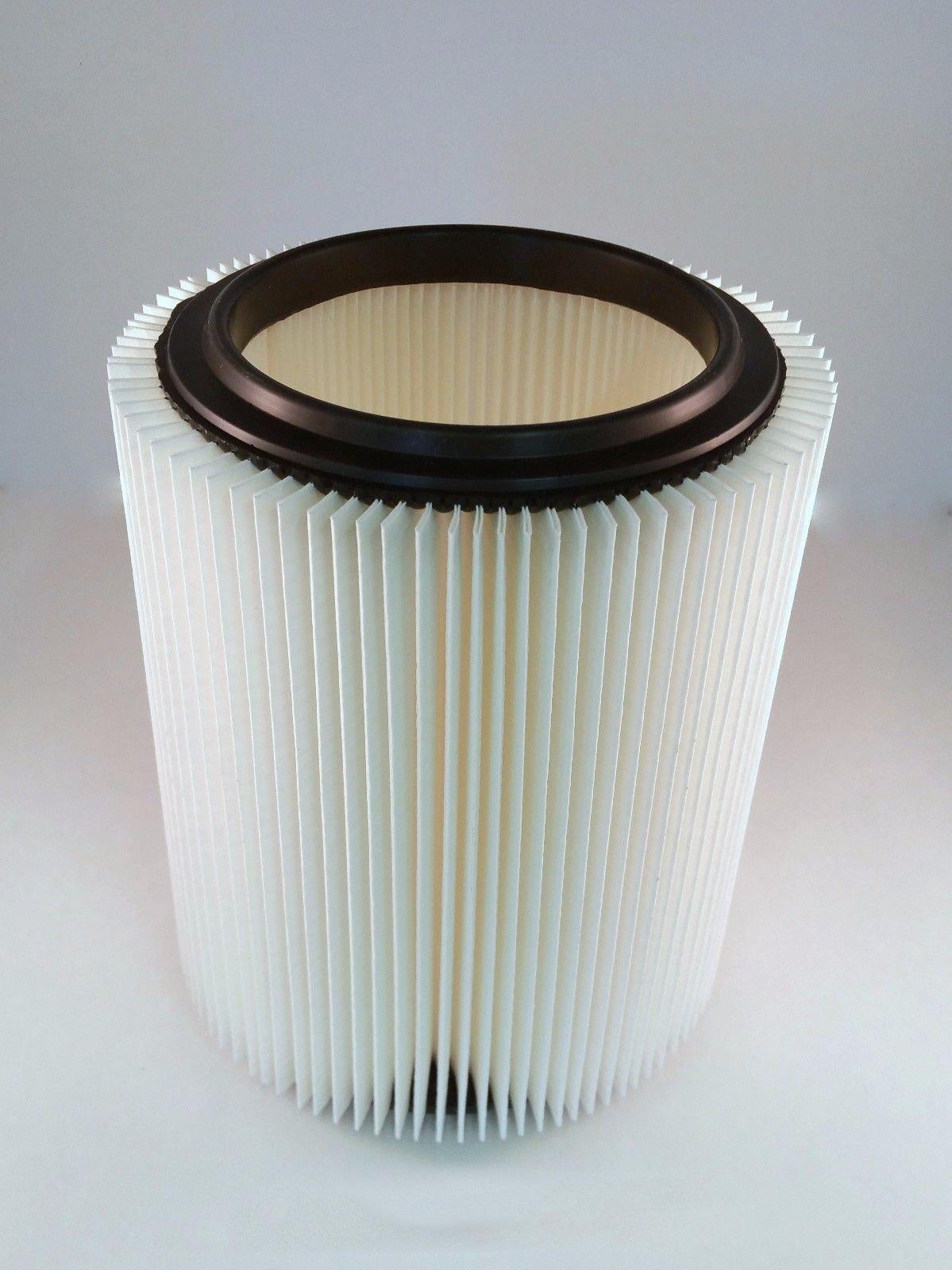 Shop Vac Filter- Wet/Dry Vac Air Filter by Ximoon for Craftsman & Ridgid Vacuums Replace Craftsman 17816, 9-17816 & Ridgid VF4000 VF4200