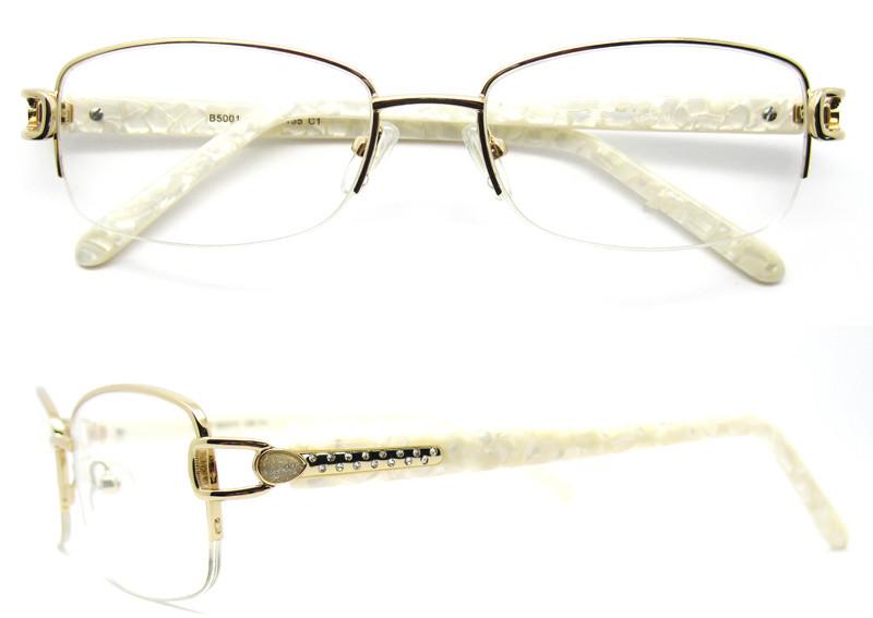 Hot Sell Womens Rhinestone Eyeglass Frames German Eyeglass Frames
