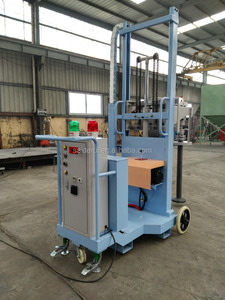 Rotary Aluminum liquid degassing machine, degasser